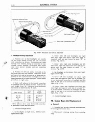 1963 Cadillac Shop Manual- Electrical System page 1 of 2